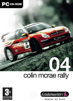 Colin McRae Rally 04 Premium