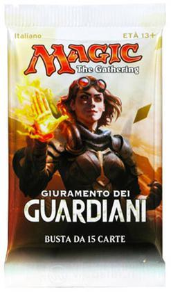 Magic Giuramento Guardiani Busta