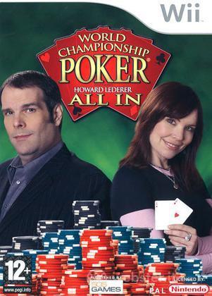 World Championship Poker Howard Lederer