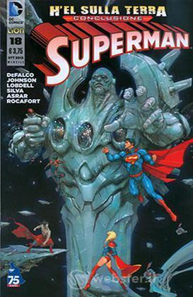 Fumetto Superman #18