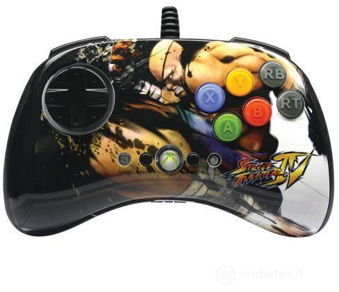 MAD CATZ X360 Wired FightPad R 2 Sagat