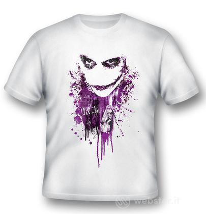 T-Shirt Joker Purple XL