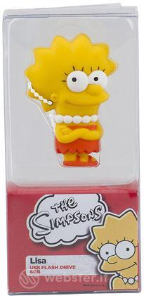 TRIBE USB Key Simpson Lisa 8Gb