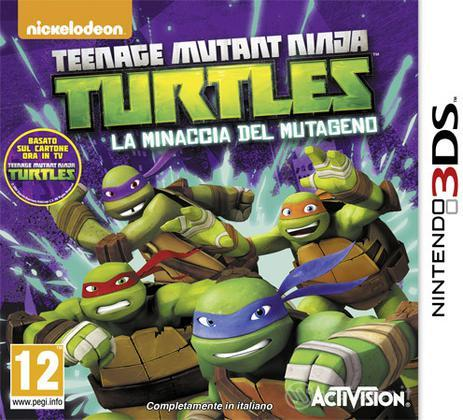 Teen Mutant Ninja Turtles: Min. Mutageno