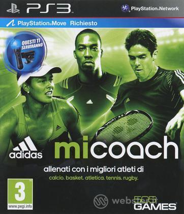 Adidas Mi-Coach