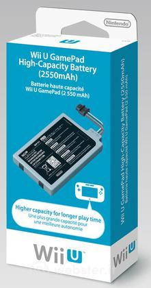 NINTENDO Wii U Gamepad Battery Pack