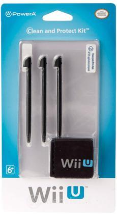 Clean & Protect Kit Wii U