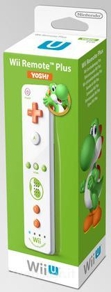NINTENDO Wii U Telecomando Plus Yoshi Ed