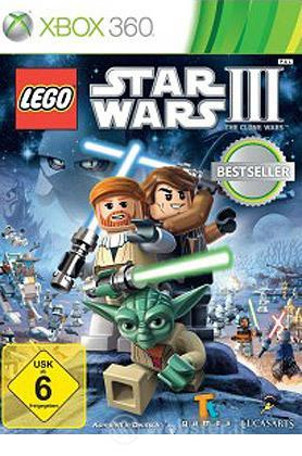 Lego Star Wars 3:La Guerra Dei Cloni CLS