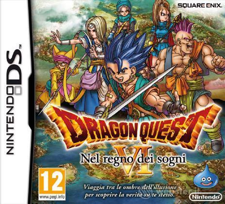 Dragon Quest VI - Nel regno dei sogni
