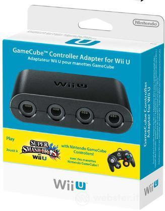 NINTENDO Wii U Gamecube Adapter