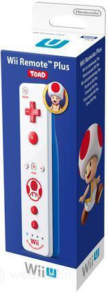 NINTENDO Wii U Telecomando Plus Toad