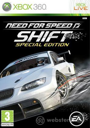 Need For Speed Shift Collector's Edition