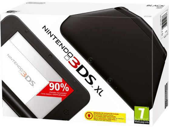 Nintendo 3DS XL - Black