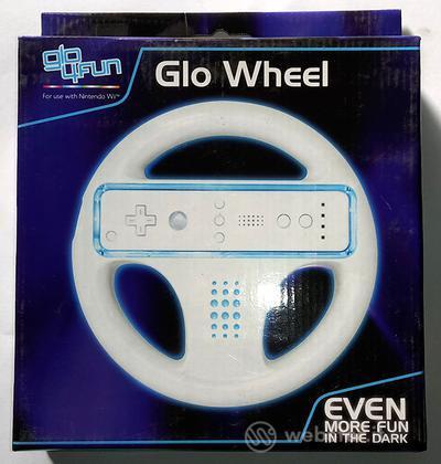 WII GLO Wheel Blu