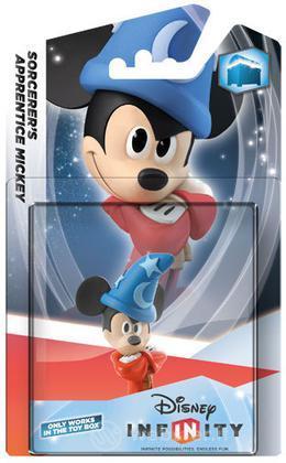 Disney Infinity Topolino Appr. Stregone