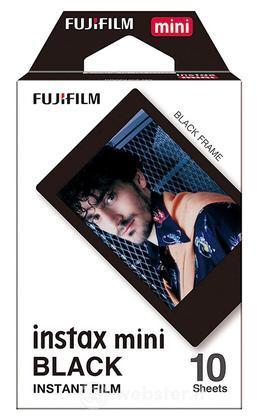 FUJIFILM 10 Pellicole InstaxMINI Black
