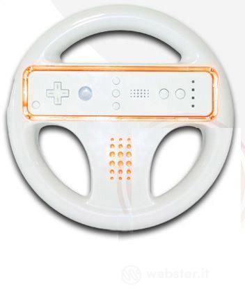 WII GLO Wheel Arancione