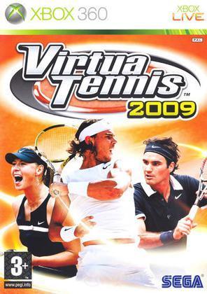 Virtua Tennis 2009 UK