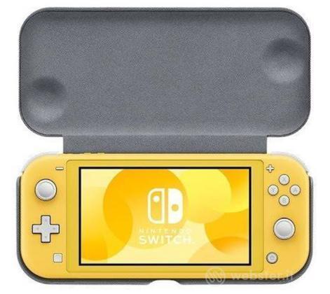 Nintendo SwitchLite Cust.Flip+Pel.Prot.