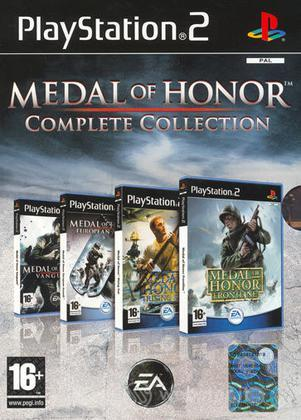 Medal Of Honor Quad Pack Collection