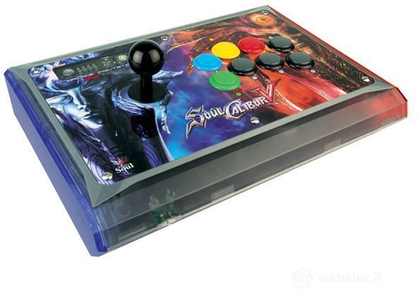 Fightstick edizione Soulcalibur per X360
