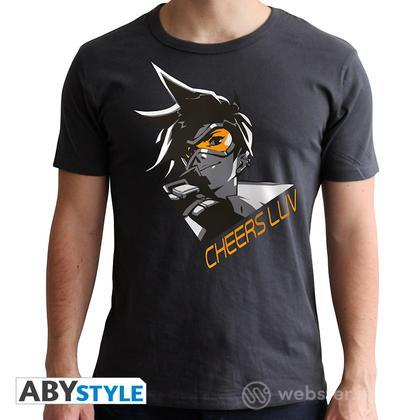 T-Shirt Overwatch - Tracer M