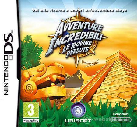 Avventure Incredibili -Le Rovine Perdute