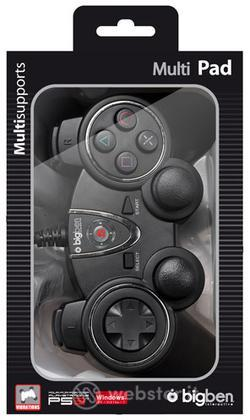PS3 PC Ctrl dualshock con filo comp Bigb