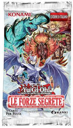 Yu-Gi-Oh! Le Forze Segrete busta