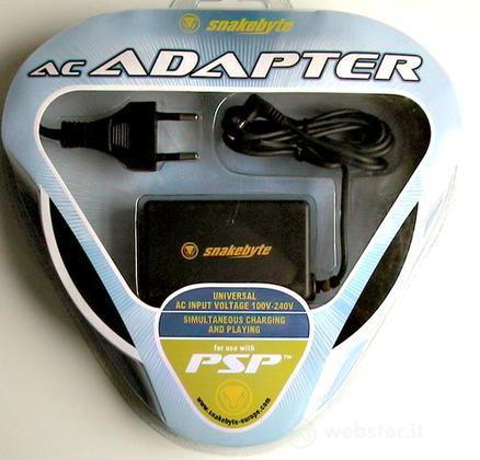 SNAKEB PSP - Alimentatore