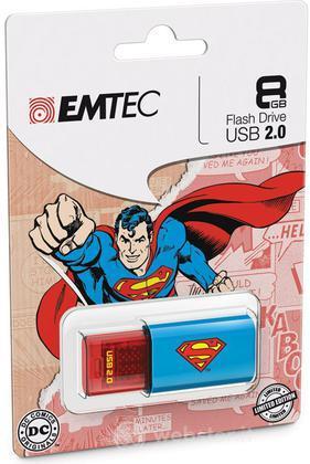 USB Key 8GB DC COMICS Superman 2D