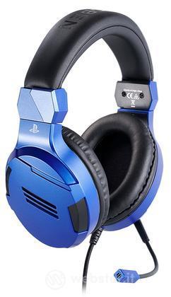 BB Cuffia Gaming Licenza SONY Blu