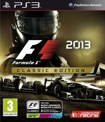 F1 2013 Classics
