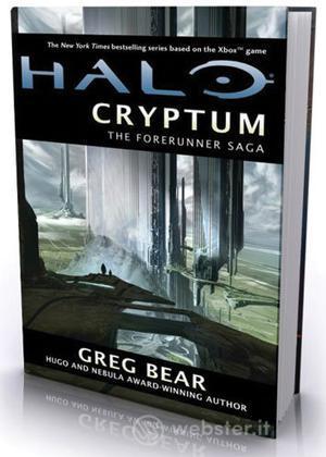 Halo Cryptum (Halo Forerunner Trilogy #1