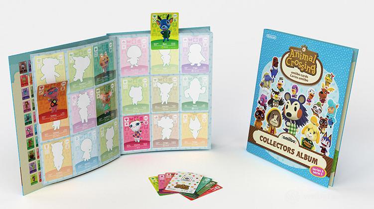 Amiibo Album Carte Vol. 3