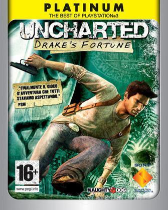 Uncharted: Drake's Fortune PLT