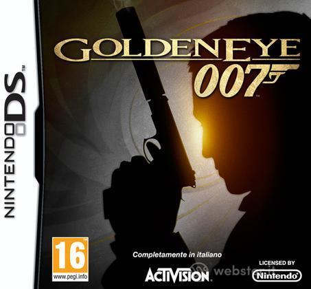 James Bond Golden Eye