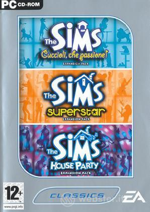 The Sims Triple Expansion Vol 1