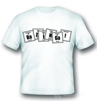 T-Shirt Big Bang Theory Bazinga F. W. S