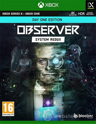 Observer: System Redux - Day One Edition