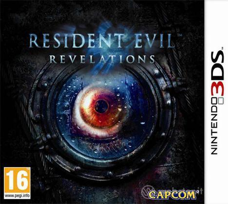 Resident Evil:Revelations