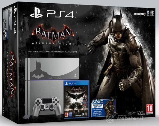 Playstation 4 Batman Arkham Knight LtdEd