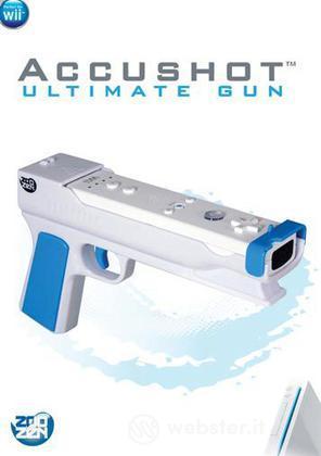 WII Accushot Ultimate Gun Blue Zoozen