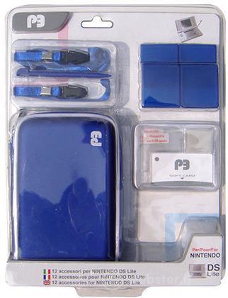 NDSLite Pack 12 Accessori