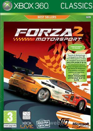 Forza 2 Motorsport CLS