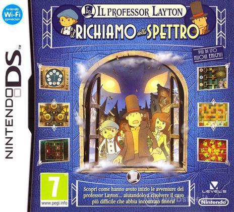 Il Professor Layton Richiamo d. Spettro