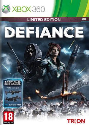 Defiance Limited Ed (dayone edition)