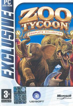 Zoo Tycoon Complete