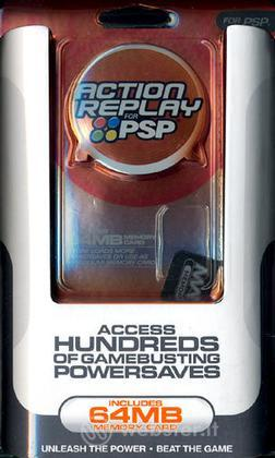 PSP Action Replay - DATEL